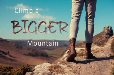 Climb the Mountain (or the Path to Self-Publishing)
