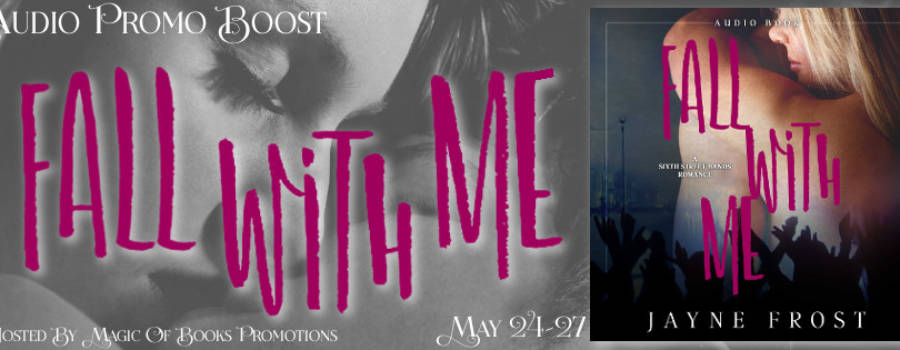 FALL WITH ME's Audiobook Promo Boost & Gift Card Giveaway | Magic of Books Promotions